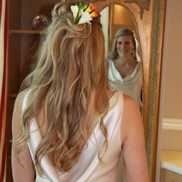 Bridal Reflection